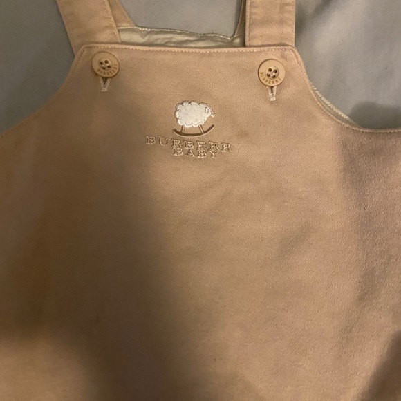 Burberry overalls (used)